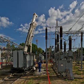 Repair and maintenance activities for Edison S p a